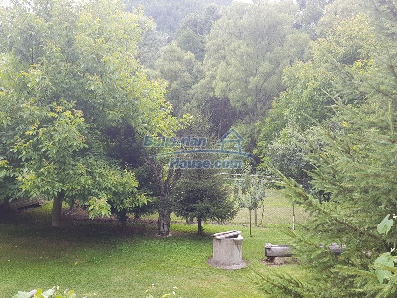 12861:20 - House for sale next to river in forest  50km to Veliko Tarnovo