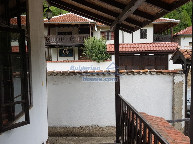 12861:23 - House for sale next to river in forest  50km to Veliko Tarnovo