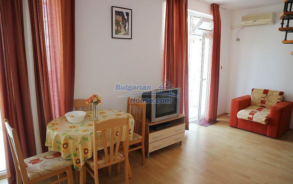12863:5 - 3-bed apartment, maisonette Sunny Beach, 800m  to the beach