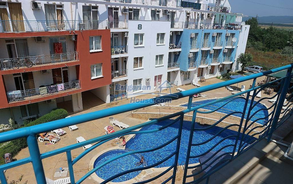 12863:16 - 3-bed apartment, maisonette Sunny Beach, 800m  to the beach