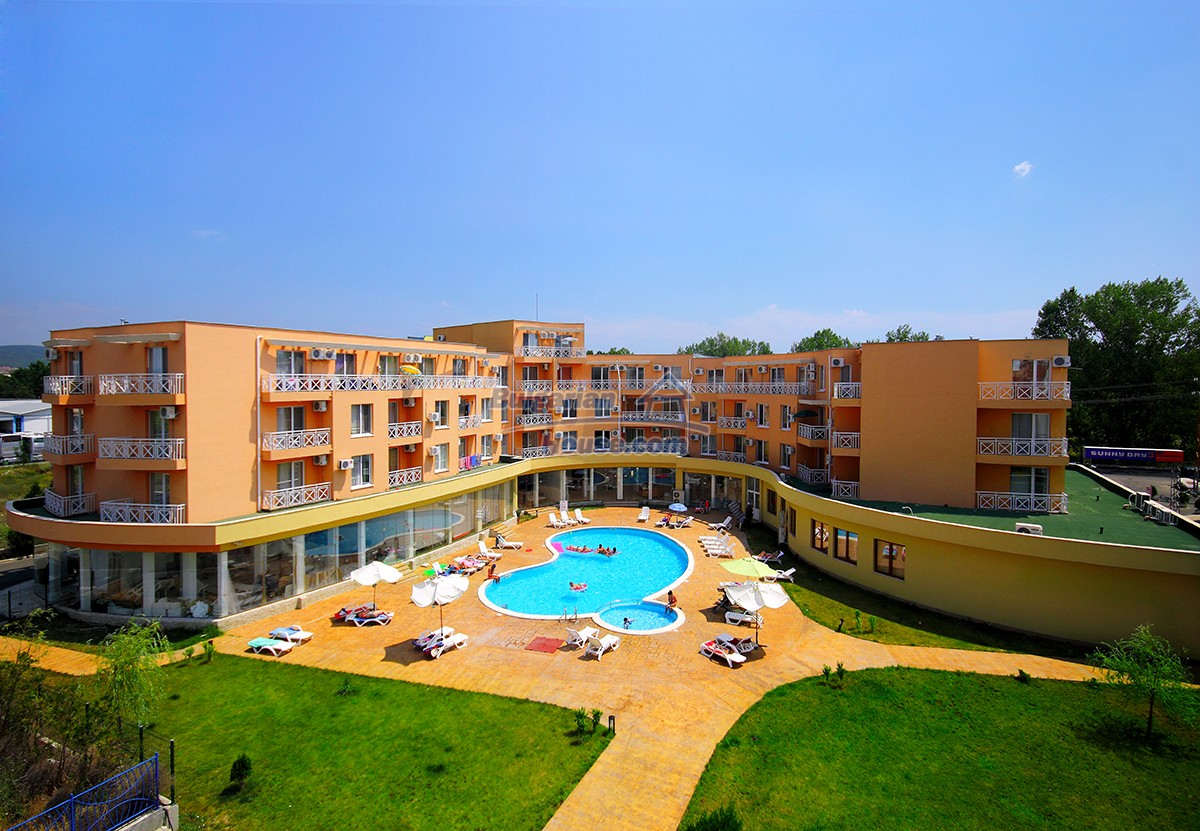 12893:1 - ONE -BEDROOM apartment for sale 800 m. from the sea , Burgas