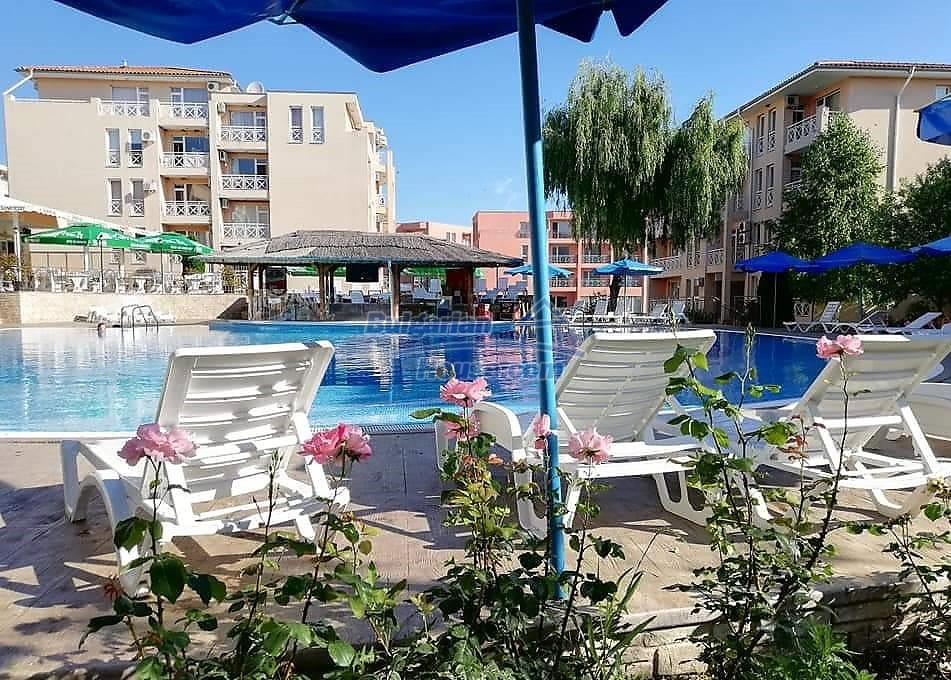 12898:14 - Stylishly furnished studio apartment for sale Sunny Beach