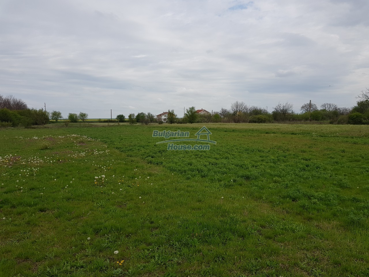 12899:5 - Regulated plot of land 40 km from Stara Zagora