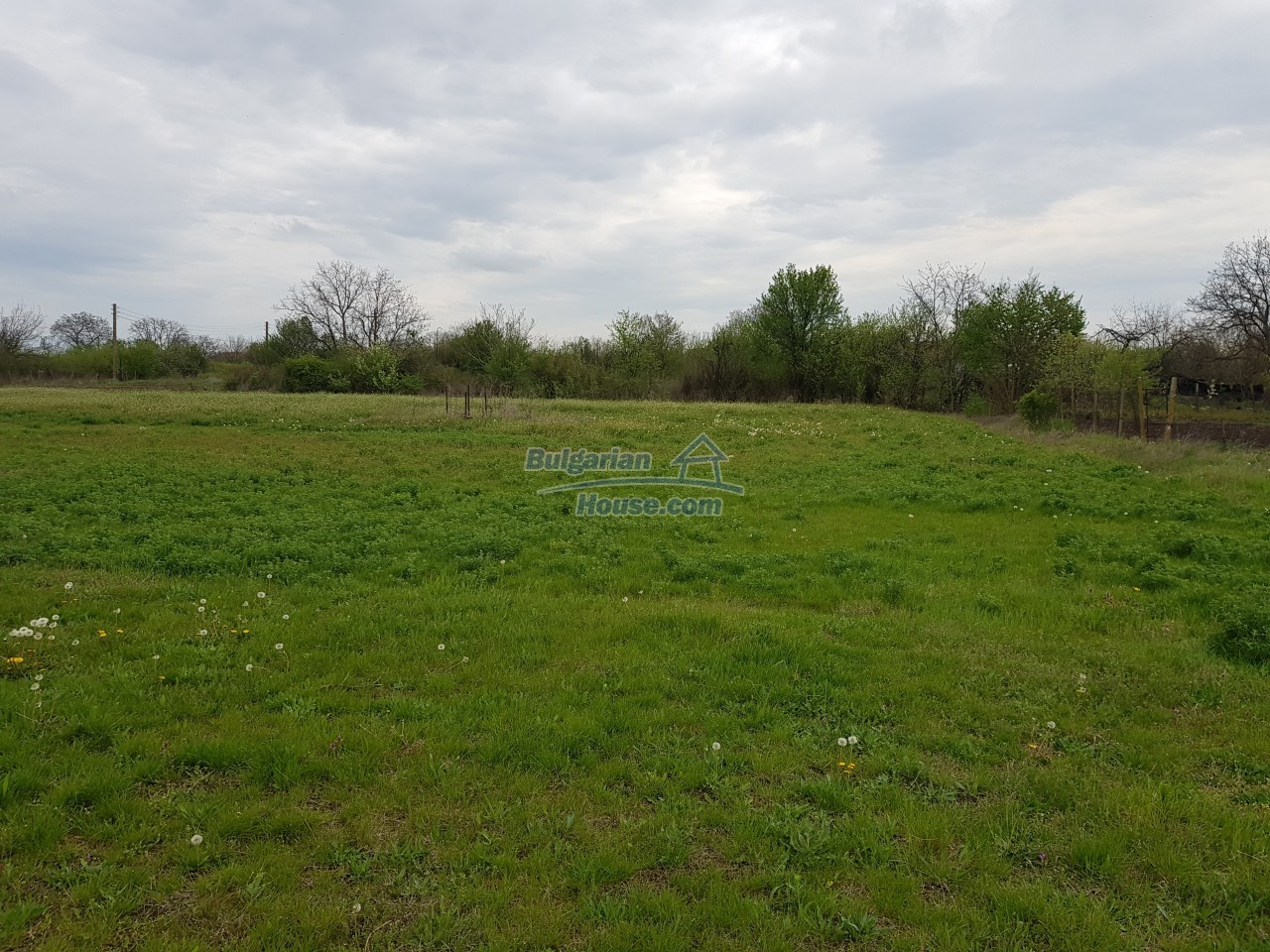 12899:7 - Regulated plot of land 40 km from Stara Zagora