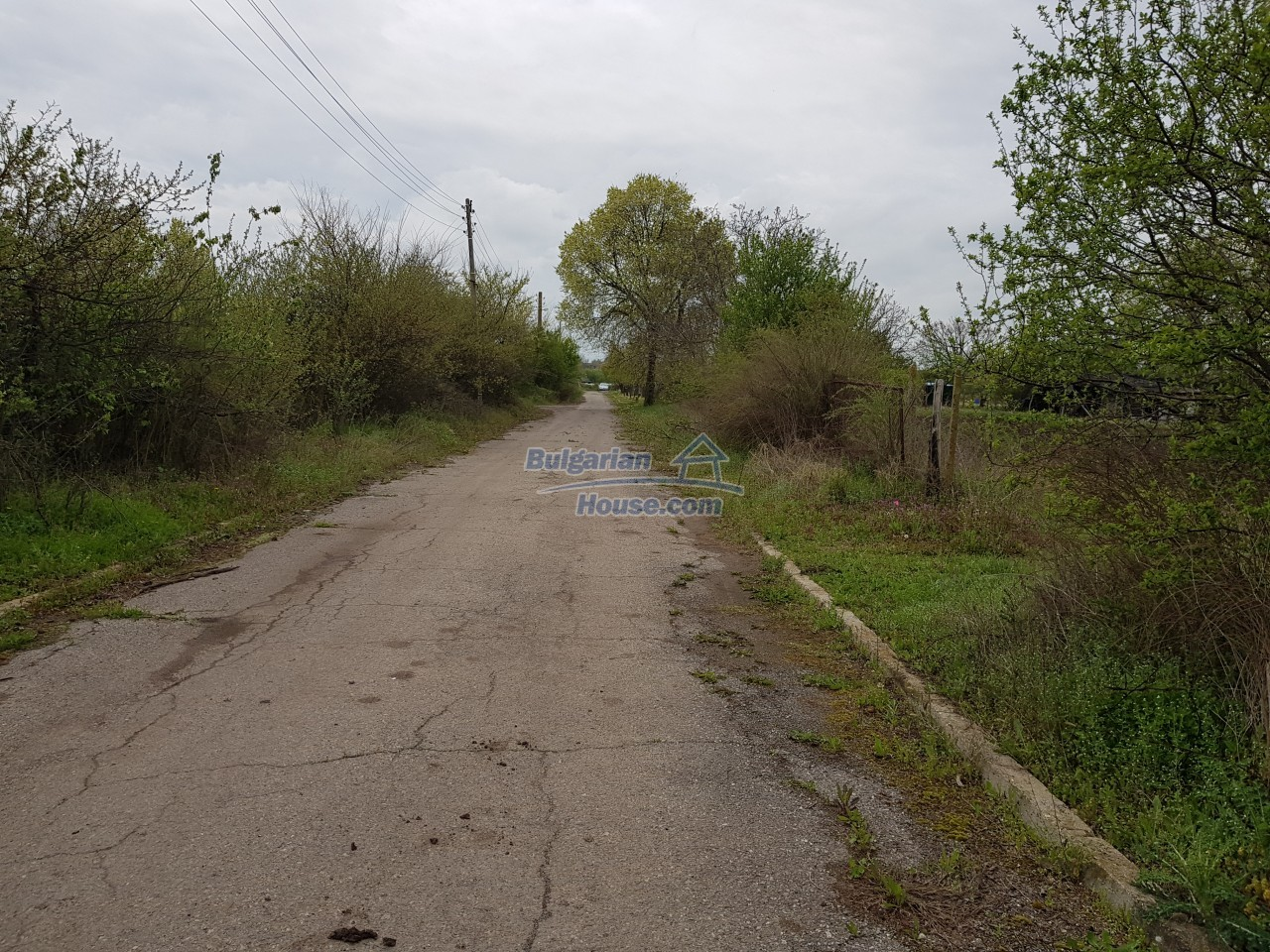 12899:10 - Regulated plot of land 40 km from Stara Zagora