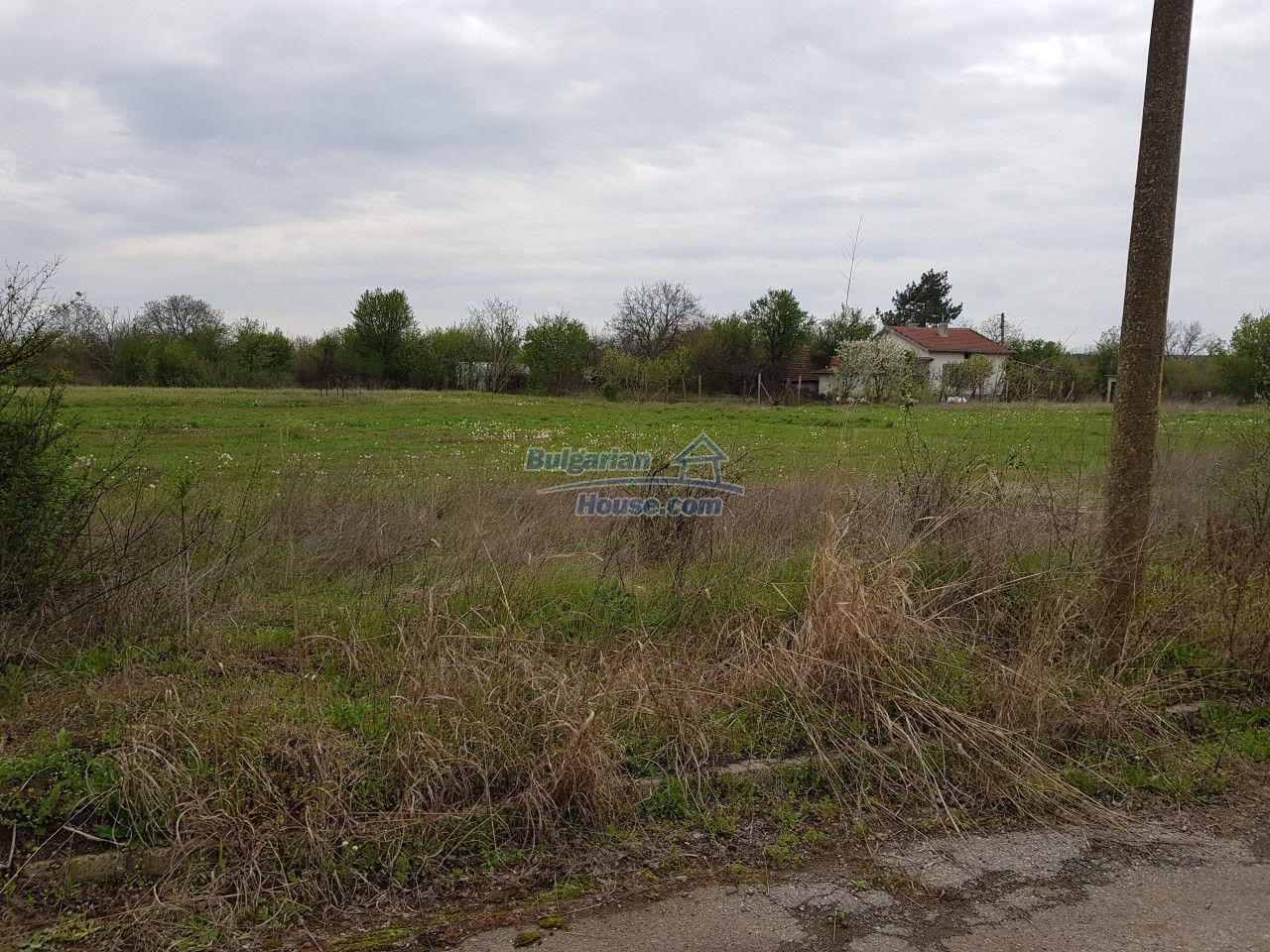 12899:11 - Regulated plot of land 40 km from Stara Zagora