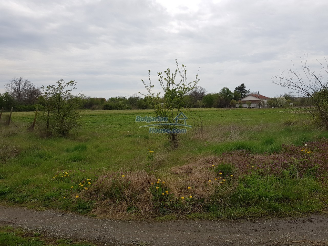 12899:14 - Regulated plot of land 40 km from Stara Zagora