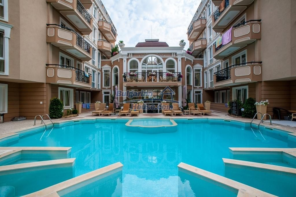 12903:5 - Luxury studio apartment for sale at the center in Sunny Beach