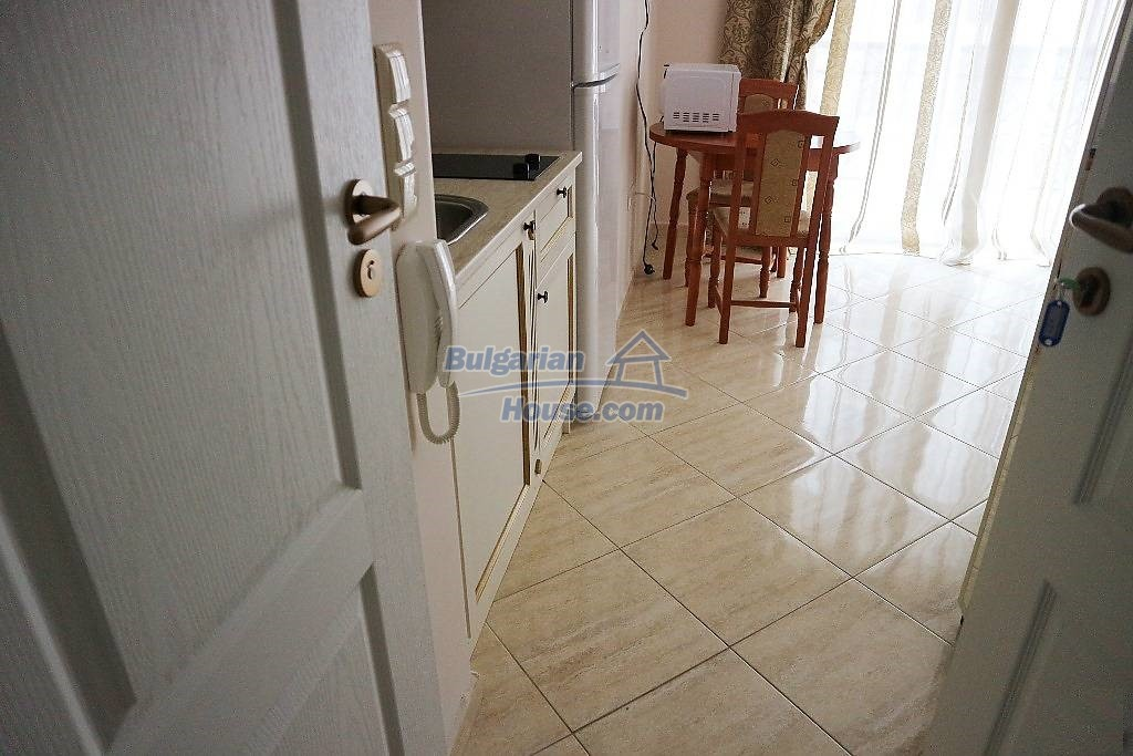 12903:30 - Luxury studio apartment for sale at the center in Sunny Beach