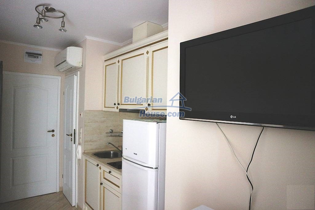 12903:36 - Luxury studio apartment for sale at the center in Sunny Beach