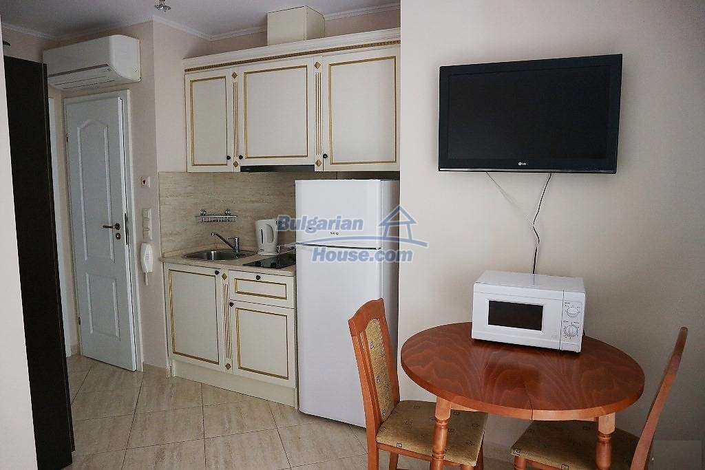 12903:35 - Luxury studio apartment for sale at the center in Sunny Beach