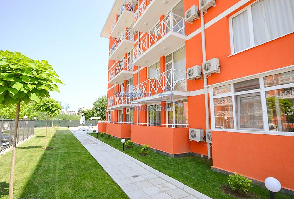 12905:3 - Very bright and sunny studio in GERBER 3, close to the beach