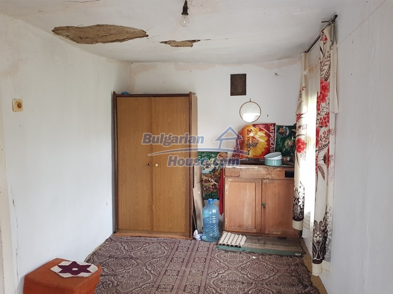 12908:7 - Cheap Bulgarian property near Yastrebino lake Targovishte