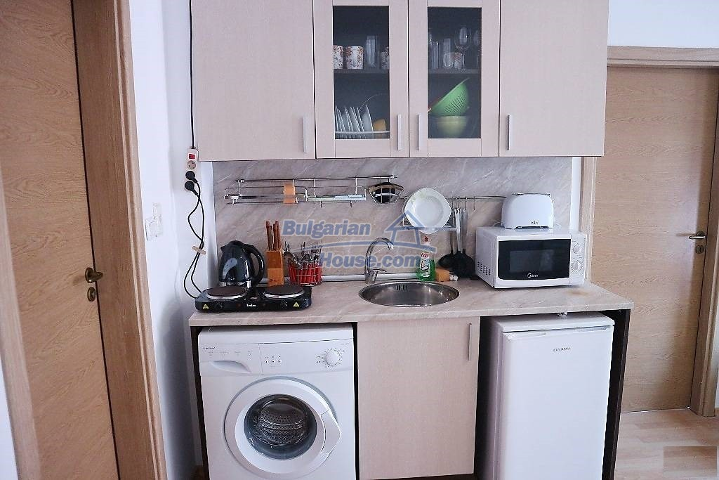 12914:7 - One bedroom apartment near the sea and Sunny Beach good price