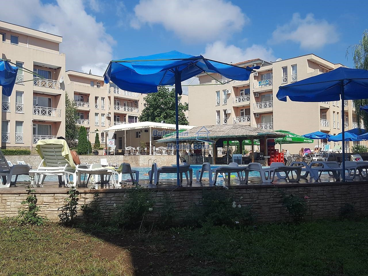 12914:19 - One bedroom apartment near the sea and Sunny Beach good price