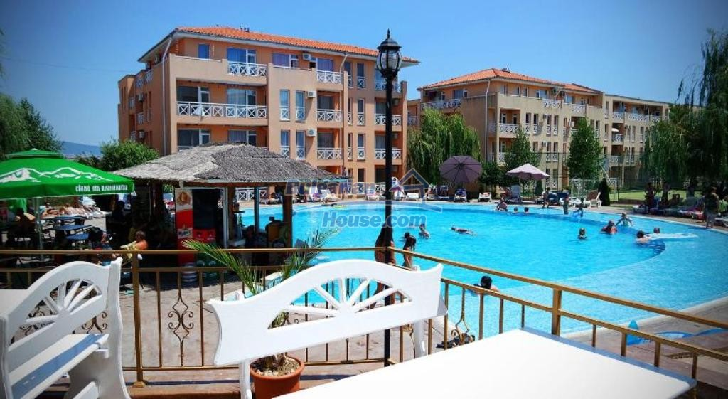 12914:17 - One bedroom apartment near the sea and Sunny Beach good price