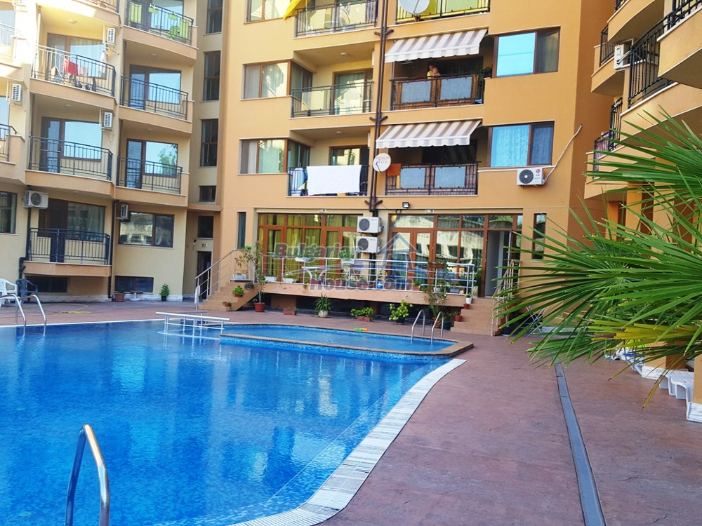 12919:8 - Studio apartment in AMADEUS 5, Sunny Beach 500m from the beach