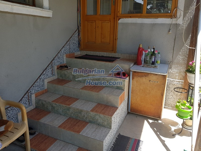 12921:5 - Furnsihed house with big garden 50 km from Plovdiv and St.Zagora