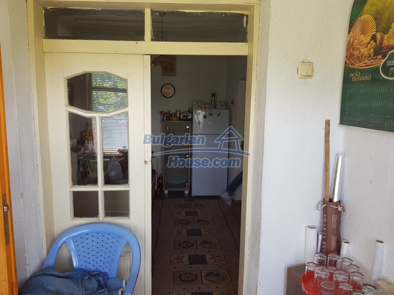 12921:8 - Furnsihed house with big garden 50 km from Plovdiv and St.Zagora