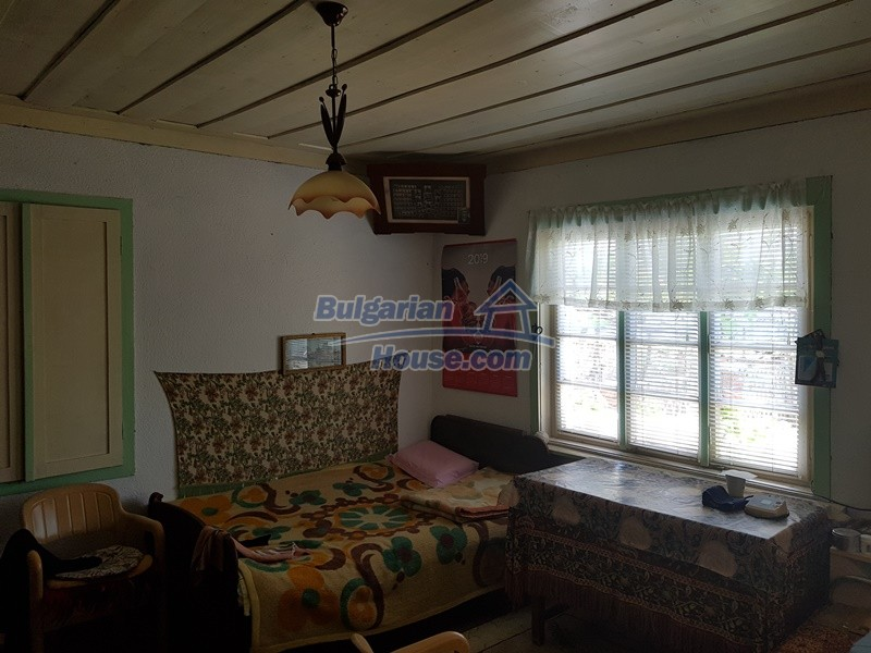 12921:12 - Furnsihed house with big garden 50 km from Plovdiv and St.Zagora