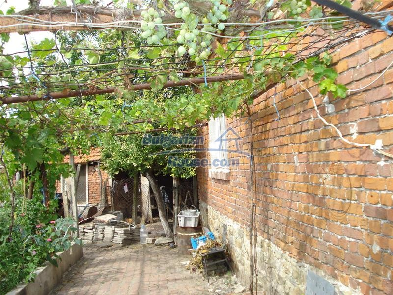 12922:5 - Village House in good condition 9 km from Elhovo- Yambol region