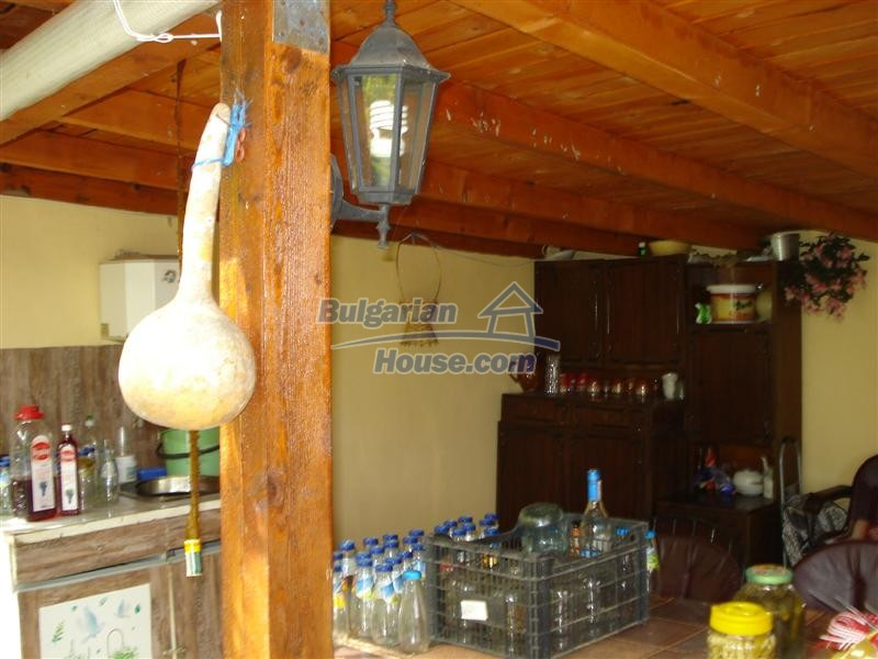 12922:8 - Village House in good condition 9 km from Elhovo- Yambol region