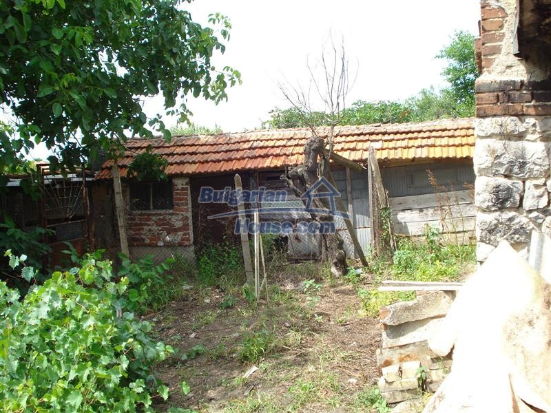 12925:7 - Property for sale 27 km from Yambol town near Elhovo