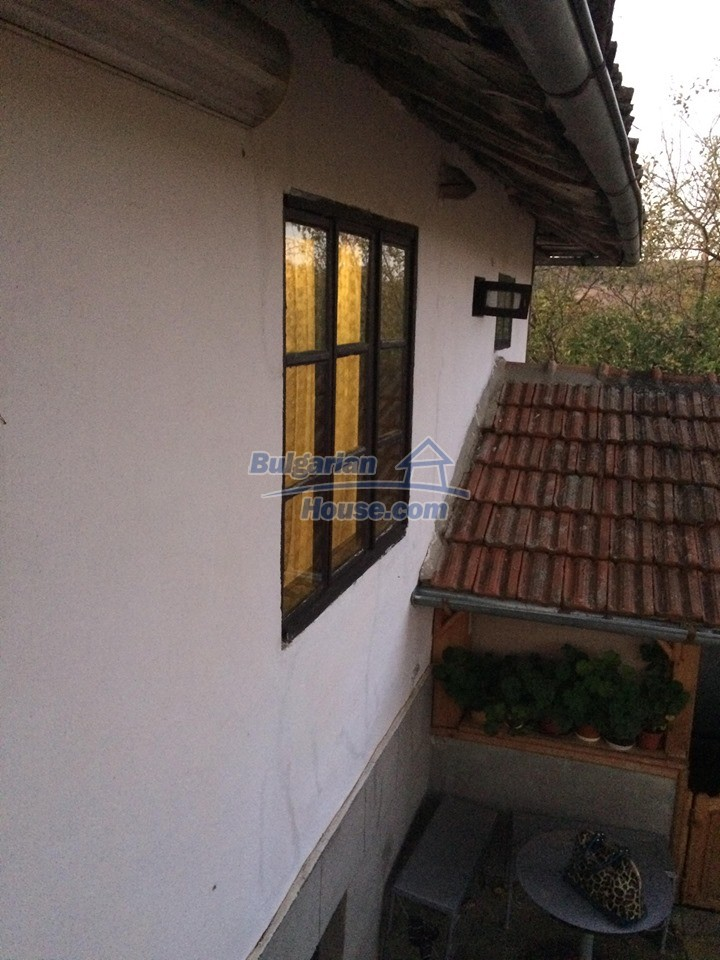 12927:8 - Authentic traditional Bulgarian house - beautiful views Razgrad