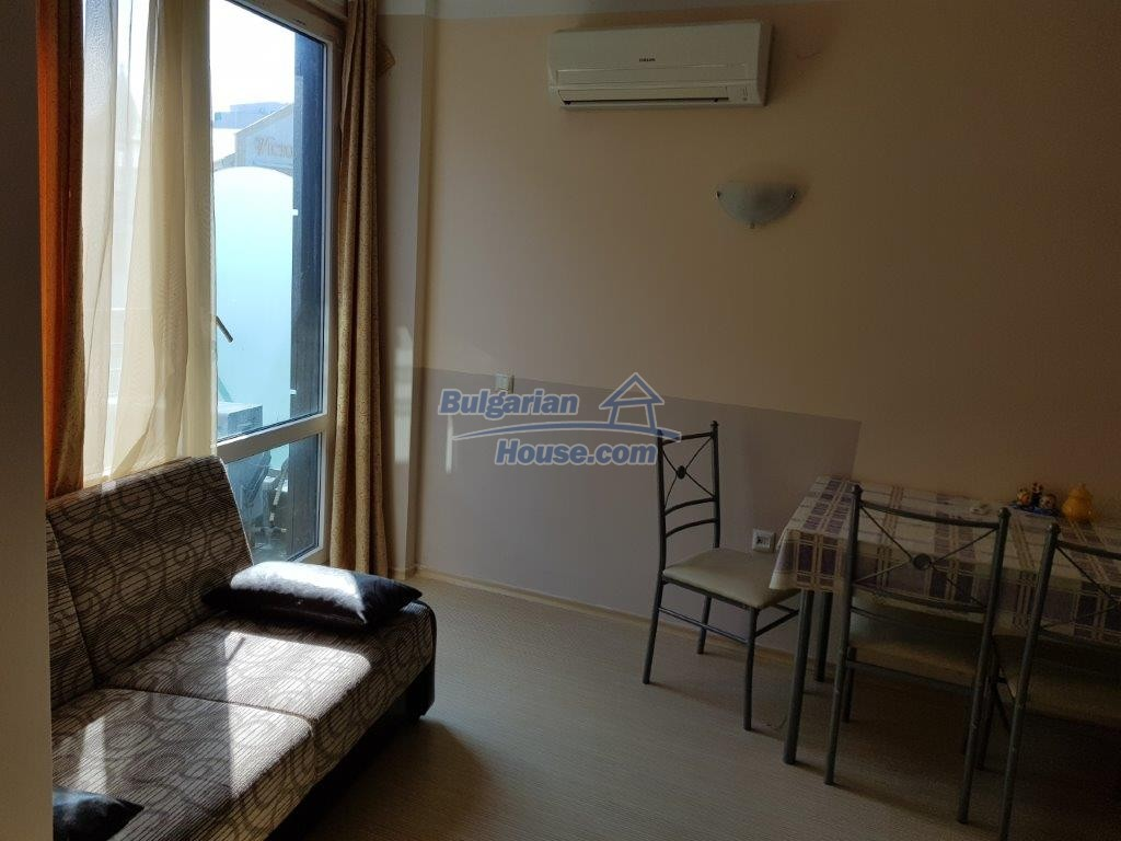 12932:5 - Furnished 1-bedroom apartment 50 m from the beach  Sunny Beach