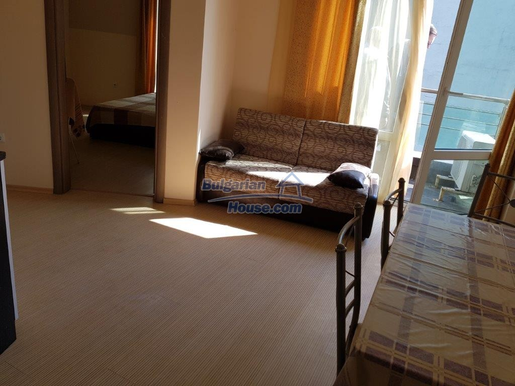12932:7 - Furnished 1-bedroom apartment 50 m from the beach  Sunny Beach