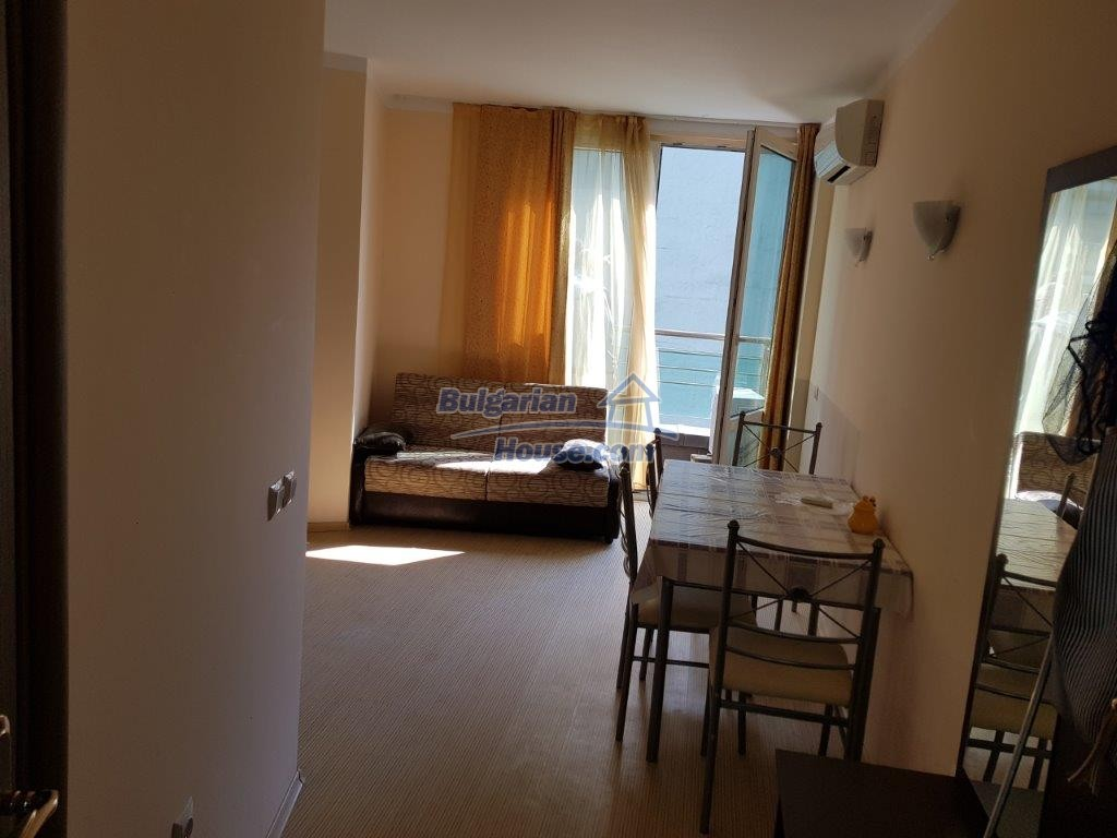 12932:8 - Furnished 1-bedroom apartment 50 m from the beach  Sunny Beach