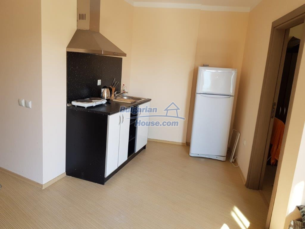12932:9 - Furnished 1-bedroom apartment 50 m from the beach  Sunny Beach