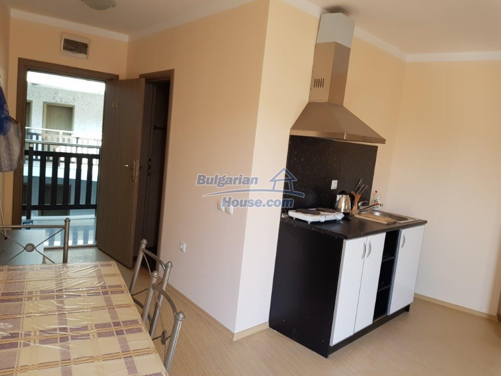 12932:11 - Furnished 1-bedroom apartment 50 m from the beach  Sunny Beach