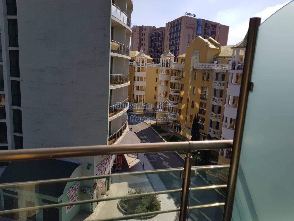 12932:16 - Furnished 1-bedroom apartment 50 m from the beach  Sunny Beach