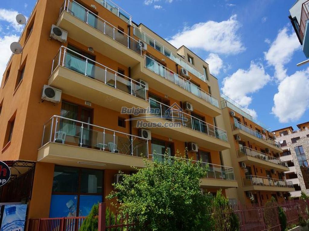 12934:17 - Nice, cozy Studio in Amadeus 15 Sunny Beach 350 m from the beach