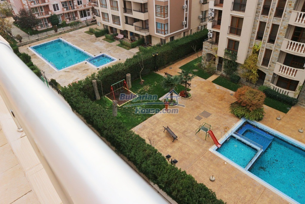 12943:13 - Spacious 1-bedroom apartment  in BALKAN BREEZE, Sunny Beach