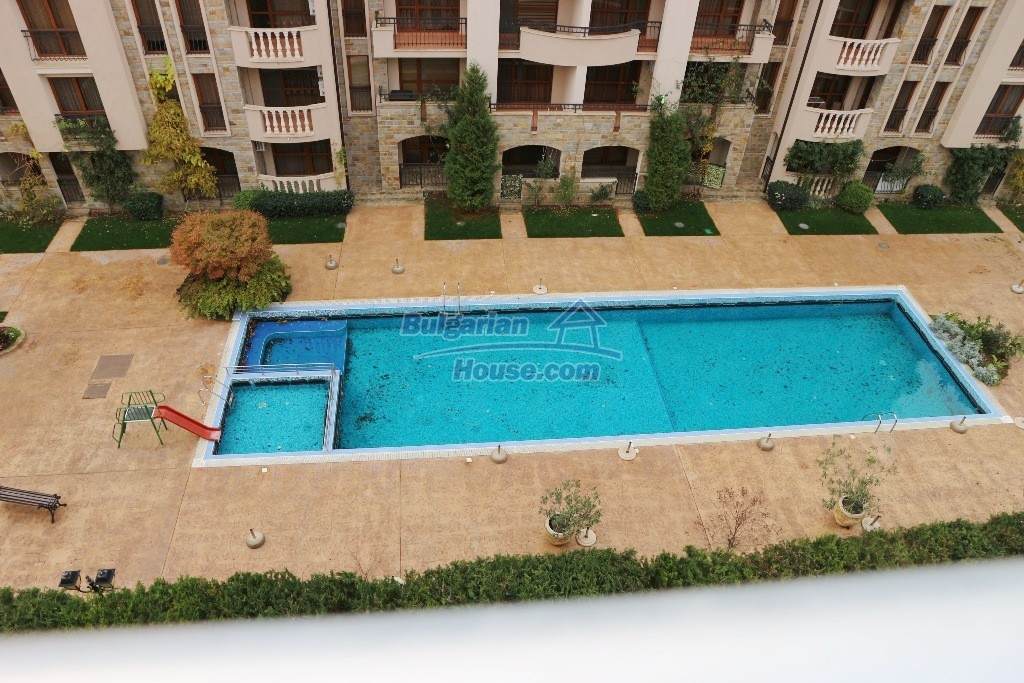 12943:14 - Spacious 1-bedroom apartment  in BALKAN BREEZE, Sunny Beach