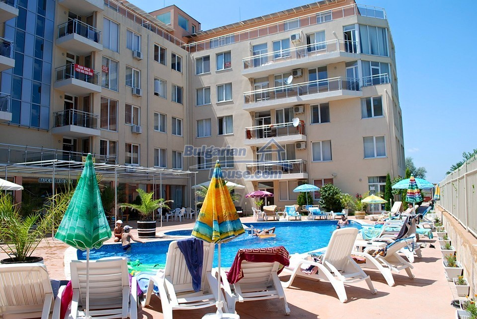 12943:29 - Spacious 1-bedroom apartment  in BALKAN BREEZE, Sunny Beach
