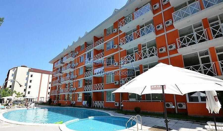 12953:1 - 2 Bedroom Penthouse  apartment in Gerber 2-Sunny Beach
