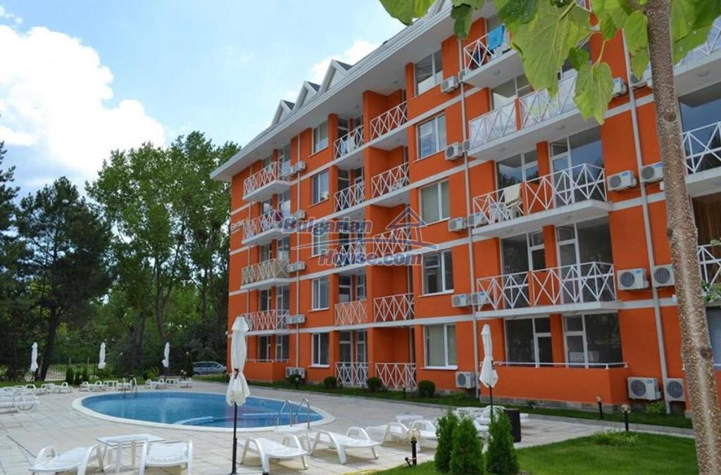 12953:21 - 2 Bedroom Penthouse  apartment in Gerber 2-Sunny Beach
