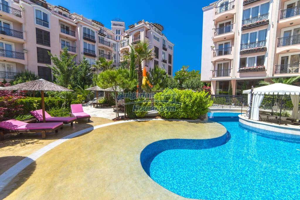 12955:3 - One bedroom apartment in ROMANCE MARINE near CACAO BEACH