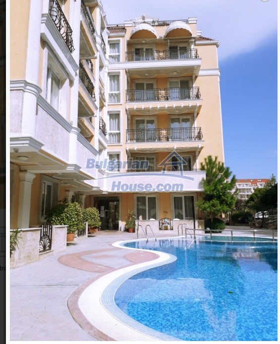 12956:4 - One bedroom apartment-AFRODITE 3 Suuny Beach 5min to the beach