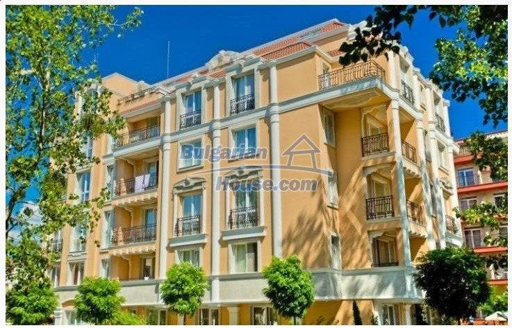 12956:1 - One bedroom apartment-AFRODITE 3 Suuny Beach 5min to the beach