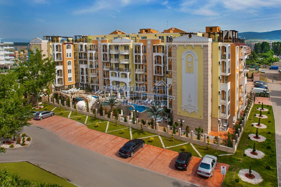 12957:4 - Luxurious ONE bedroom apartment in SWEET HOMES 2 Sunny Beach