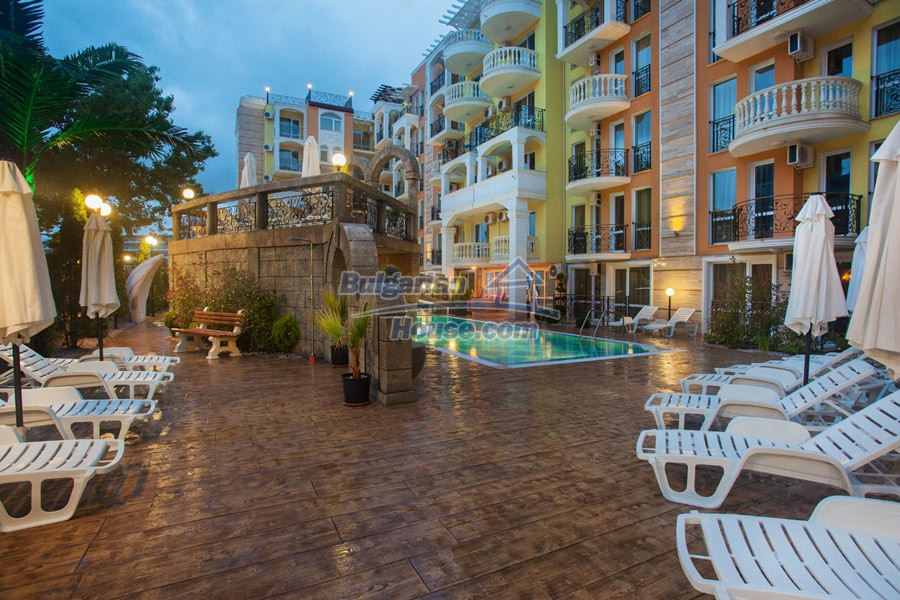 12957:10 - Luxurious ONE bedroom apartment in SWEET HOMES 2 Sunny Beach