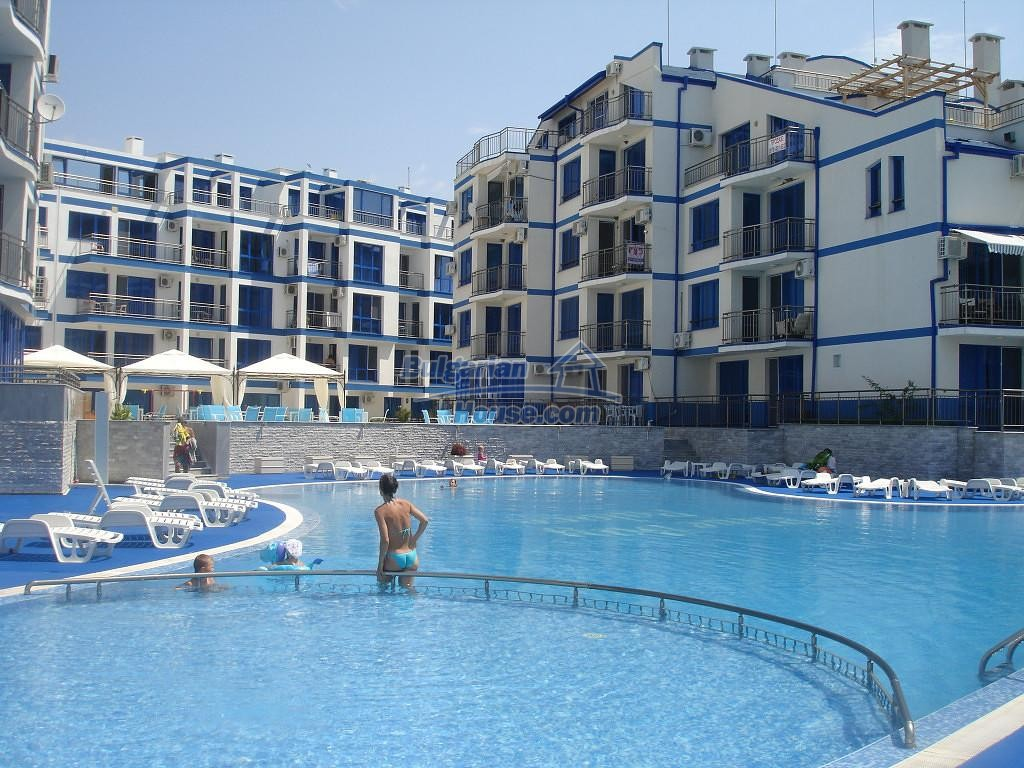 12099:1 - Fantastic furnished apartments – 20 m from the beach in Pomorie