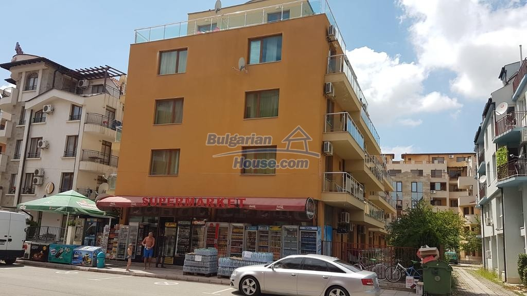 12959:25 - Studio apartment for sale in AMADEUS 15 Sunny Beach