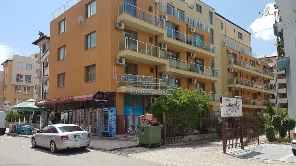 12959:24 - Studio apartment for sale in AMADEUS 15 Sunny Beach