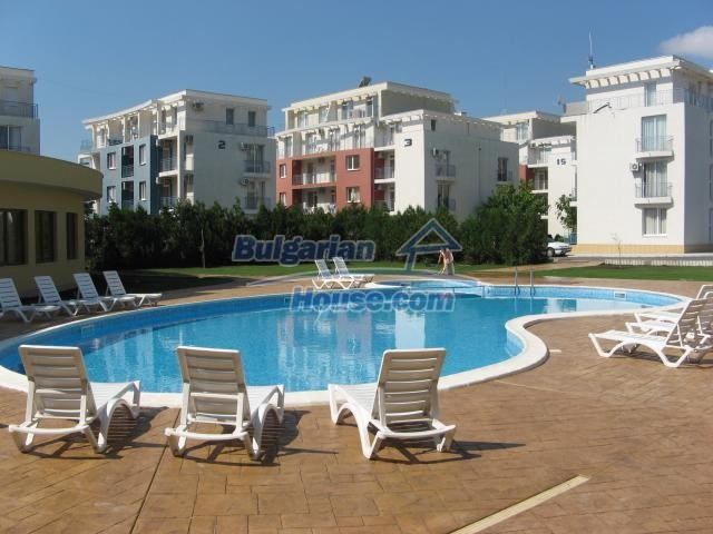 12960:14 - Cheap 1 BED apartment 800 m from the beach in Sunny Day Premium