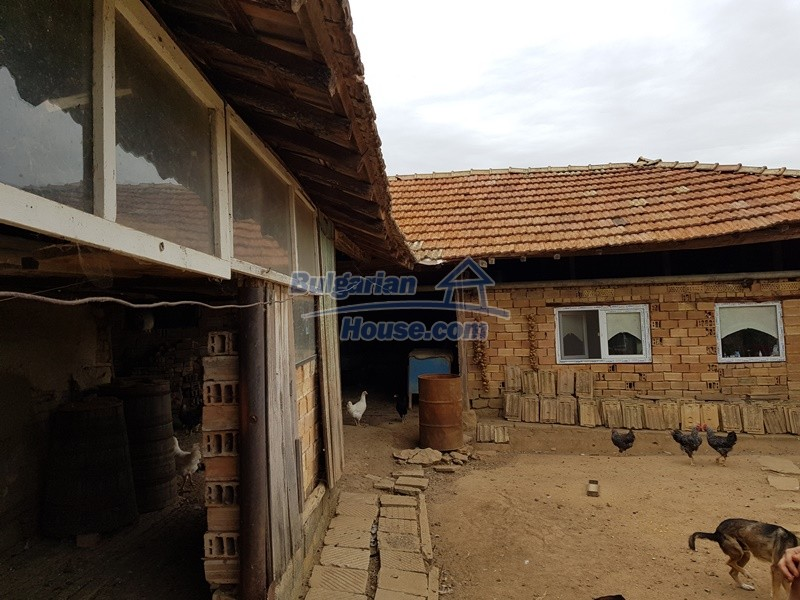 12962:58 - TWO HOUSES, big workshop, many outbuildings and 5000sq.m garden